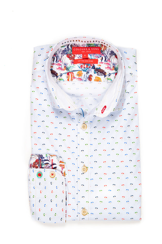 CAMISA COLORS AND SONS PARASOL
