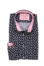 CAMISA COLORS AND SONS NAVY