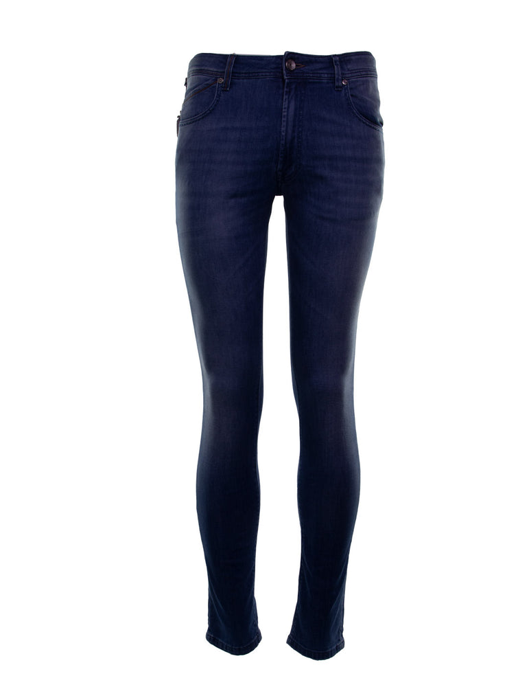 JEANS RE-HASH AZUL MEDIO
