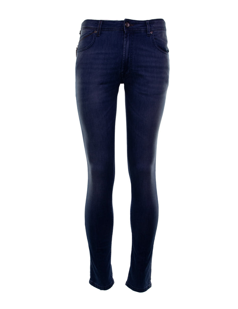 JEANS RE-HASH AZUL