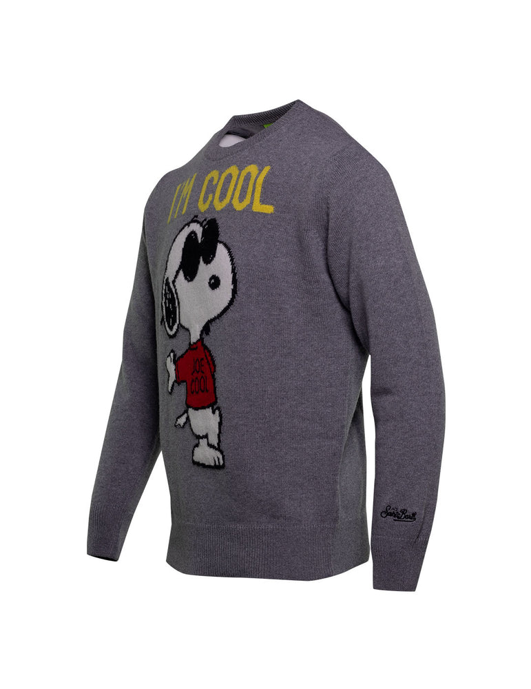 JERSEY MC2 SNOOPY COOL GRIS