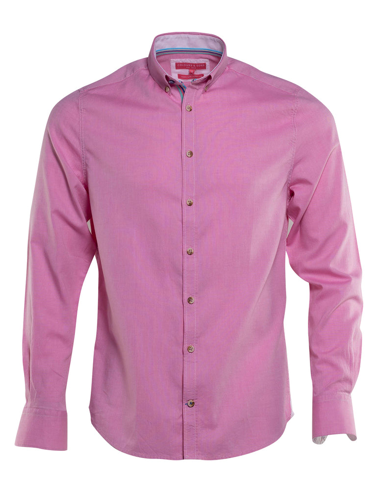 CAMISA OXFORD COLOURS AND SONS 6737