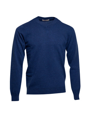 JERSEY PICO WOOL & CO AZUL