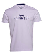 CAMISETA HARMONT& BLAINE THANK YOU BLANCA 6702