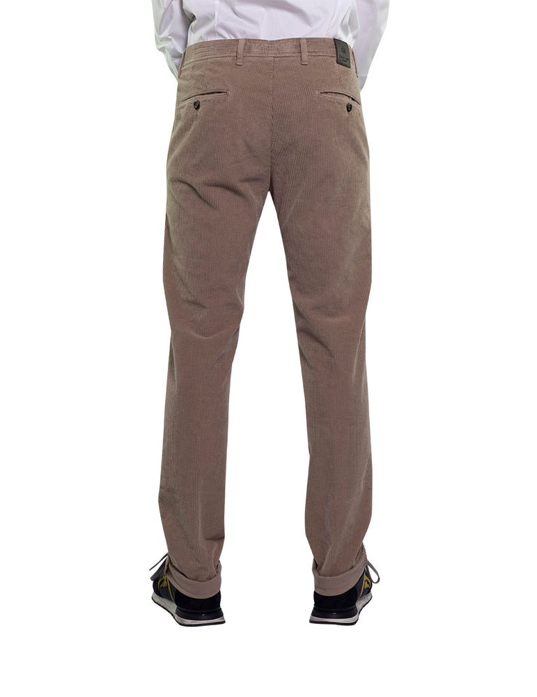 PANTALÓN FOUR TEN PANA BEIGE
