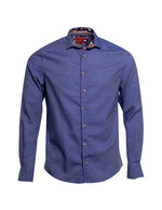 CAMISA COLOURS AND SONS AZUL DENIM
