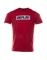 CAMISETA LOGO REPLAY