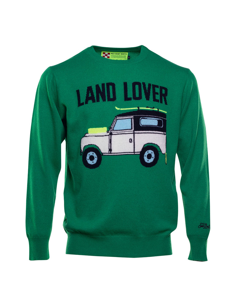 JERSEY MC2 LAND LOVER VERDE