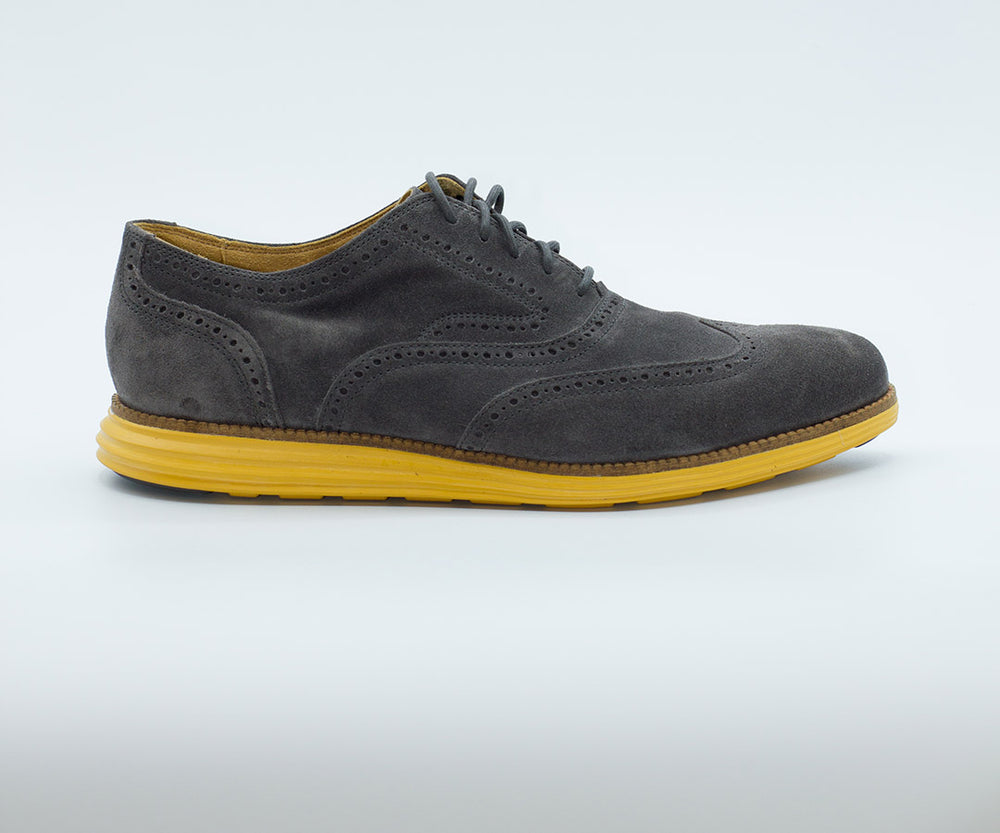 ZAPATO COLE HAAN GRIS