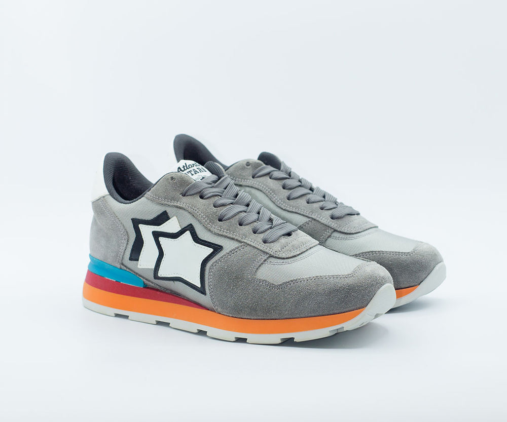 SNEAKER ATLANTIC STAR GRIS