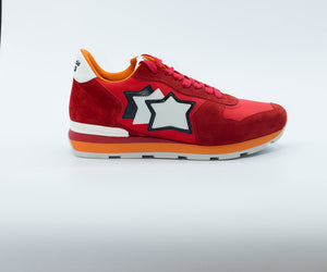 SNEAKER ATLANTIC STAR ROJO