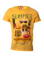CAMISETA TAKE A WAY AMARILLO