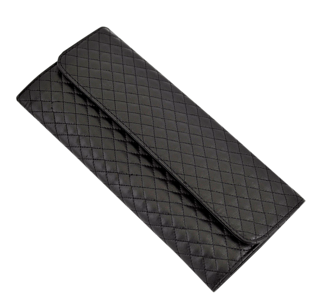 Issada Quilted Brush Wallet