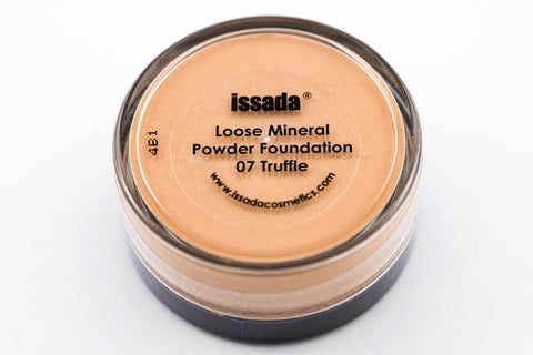 Mineral Luminous Loose Powder Foundation - Issada Cosmetics
