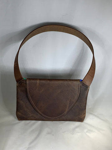 Neccessey -Grey Brown- Brown Strap