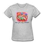 Women's T-Shirt - heather gray