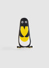 organic cotton penguin kids cushion