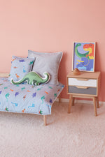 dinosaurs theme kids room decoration