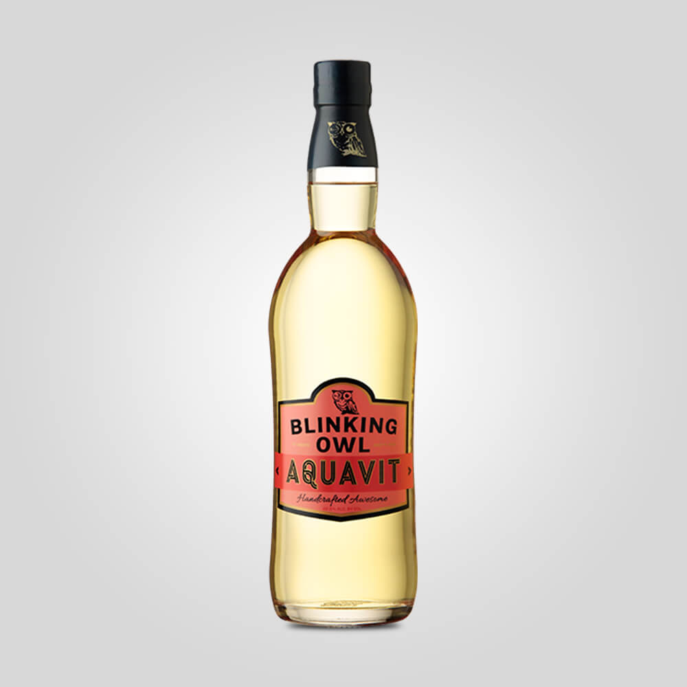 Blinking Owl Aquavit | 750ml (42.50%) | California Aquavit - Rusty Rabbit Spirits Lounge - buy alcohol online