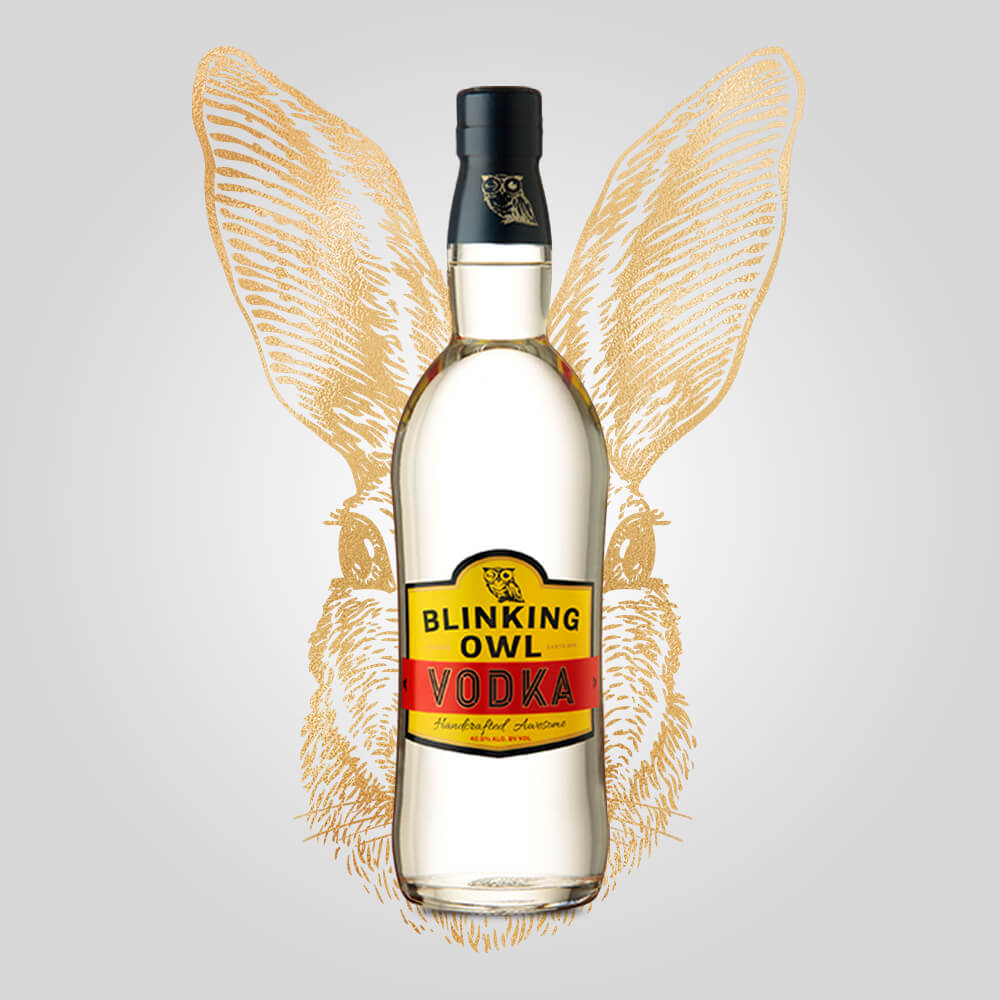 Blinking Owl California Vodka
