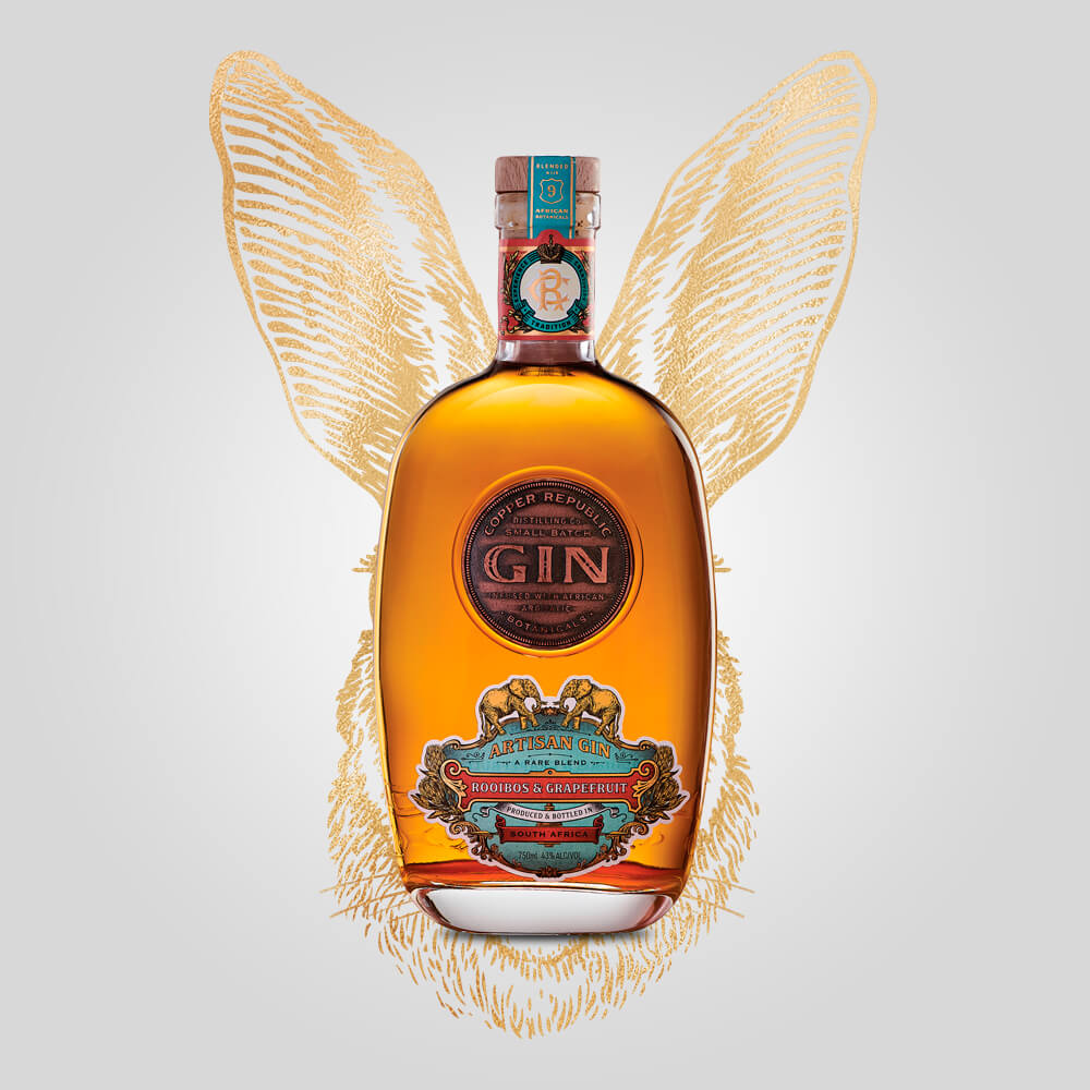 Copper Republic South African Gin