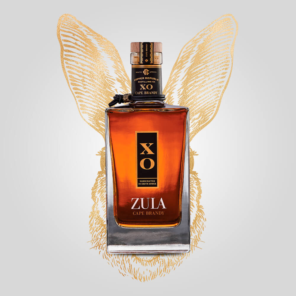 Copper Republic Zula XO Cape Brandy