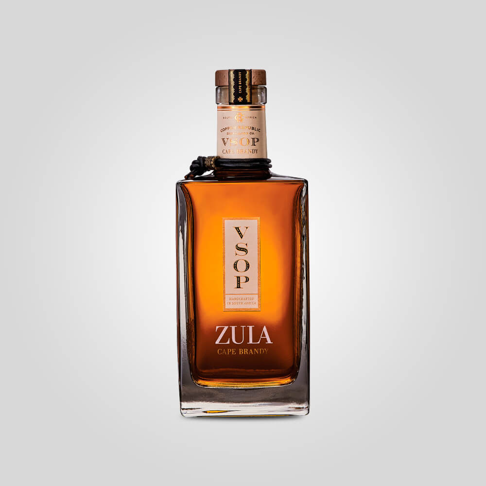 Copper Republic Zula Vsop Cape Brandy