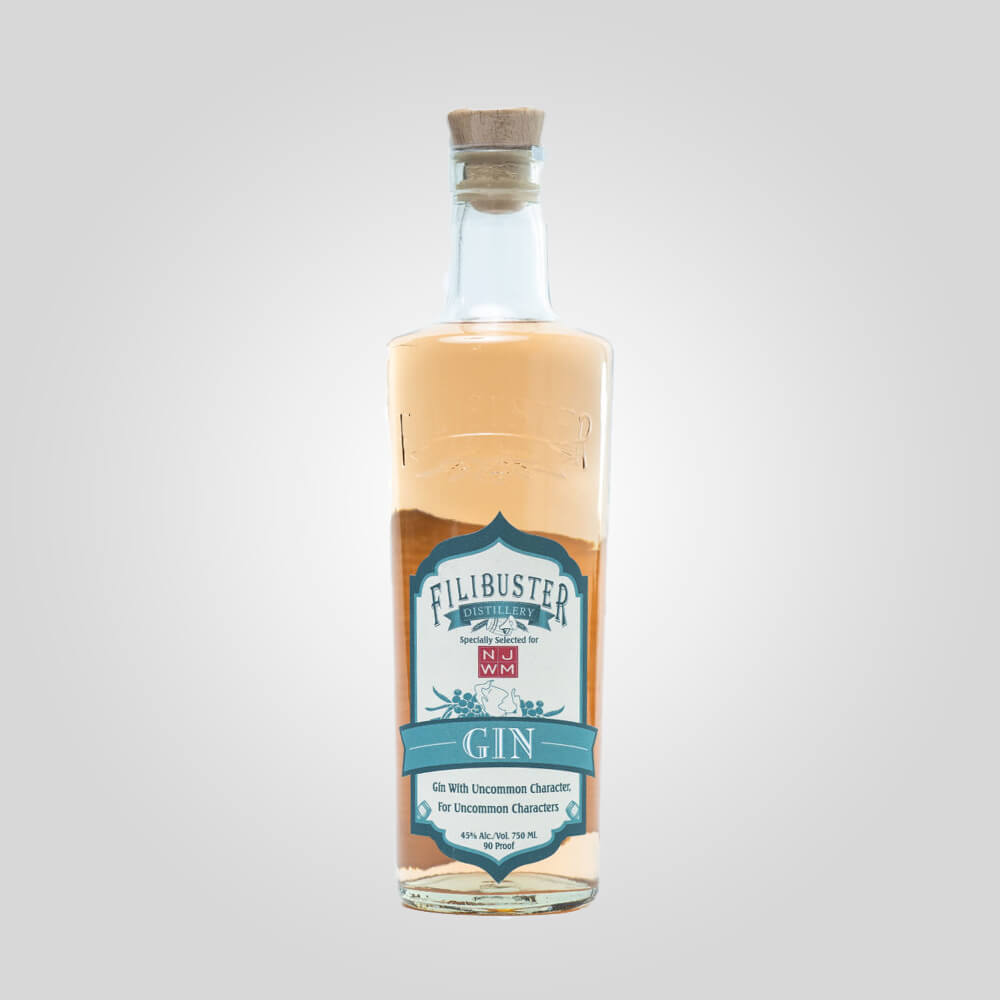 Filibuster Rose Gin | 750ml (46%)