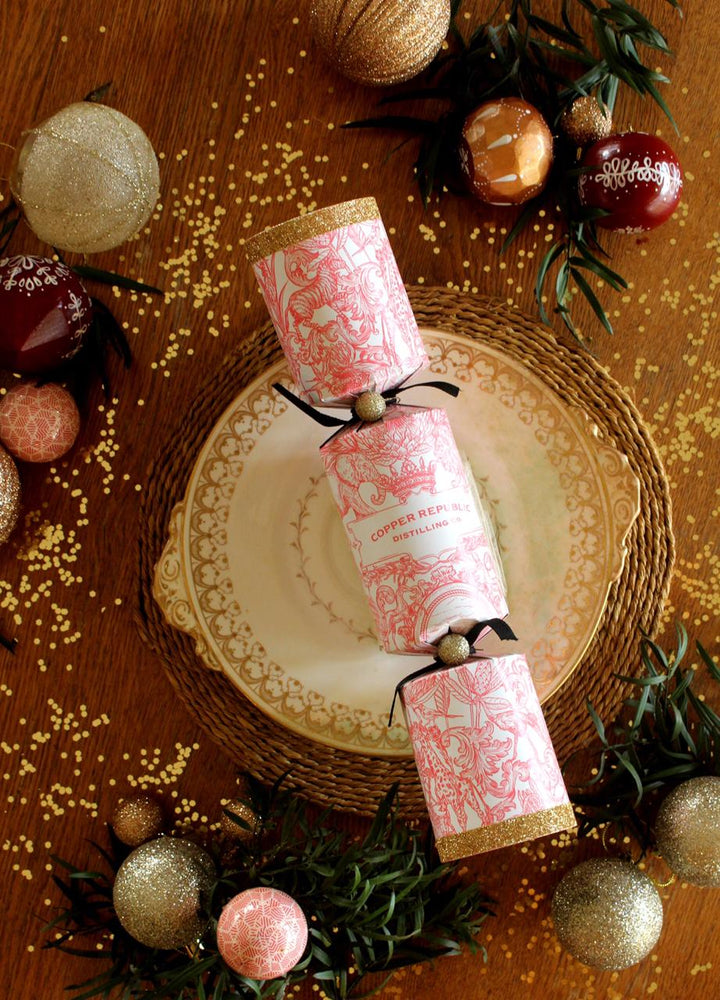 Copper Republic Festive Spirit Crackers - Rusty Rabbit Spirits Lounge - buy alcohol online