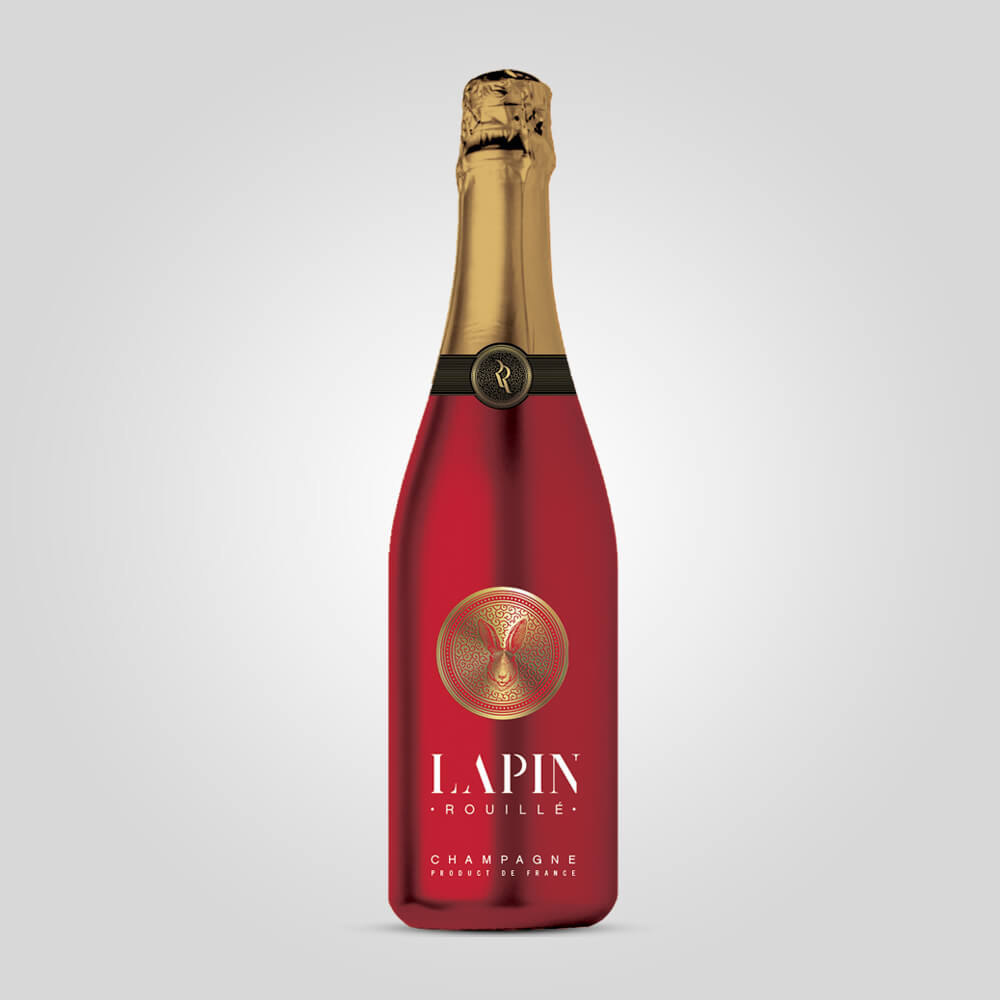 Lapin Rouillé Champagne from Rusty Rabbit Spirits Lounge