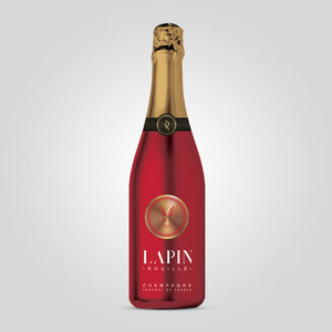 Load image into Gallery viewer, Lapin Rouillé Champagne from Rusty Rabbit Spirits Lounge