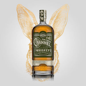 Load image into Gallery viewer, Seven Three Distilling Irish Channel Whiskey | 750ml (45%) | New Orleans Distillery - Rusty Rabbit Spirits Lounge - buy alcohol online