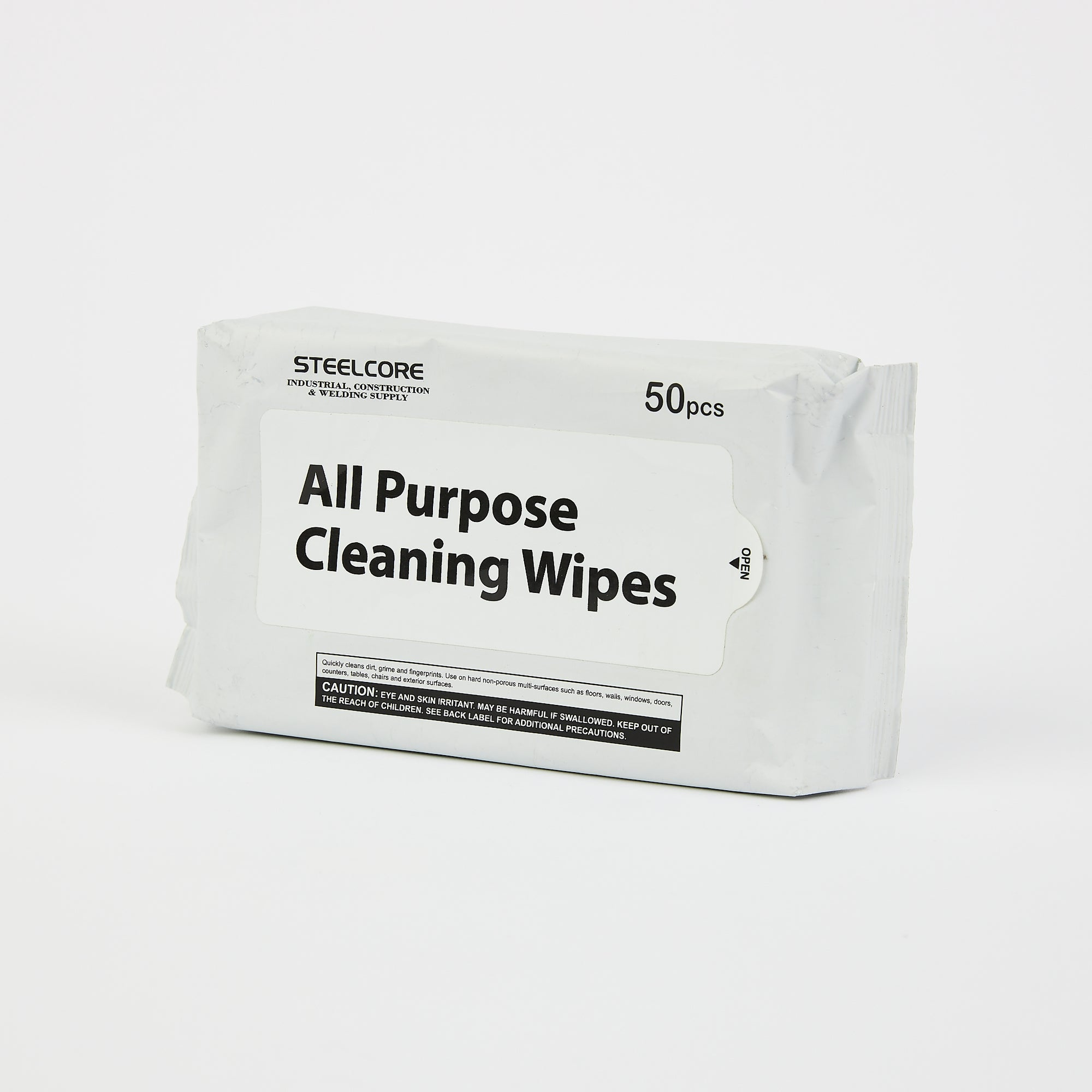All Purpose Cleaning Wipes 42 Packs of 50/Case ($1.90 per pack)