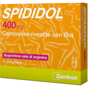Spididol 24 Compresse Rivestite 400 mg