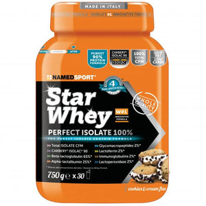 Star Whey Isolated 750 g cookies and cream