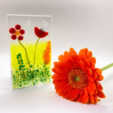 Bright Bloom Flower Tea-light Holder