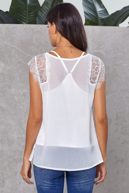 Dream Lace Tank Top