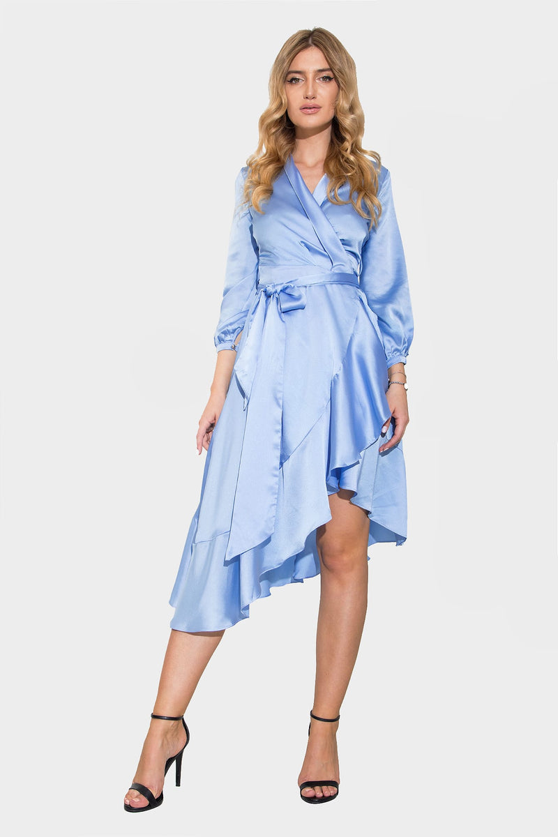 Riviera Dress (blue)