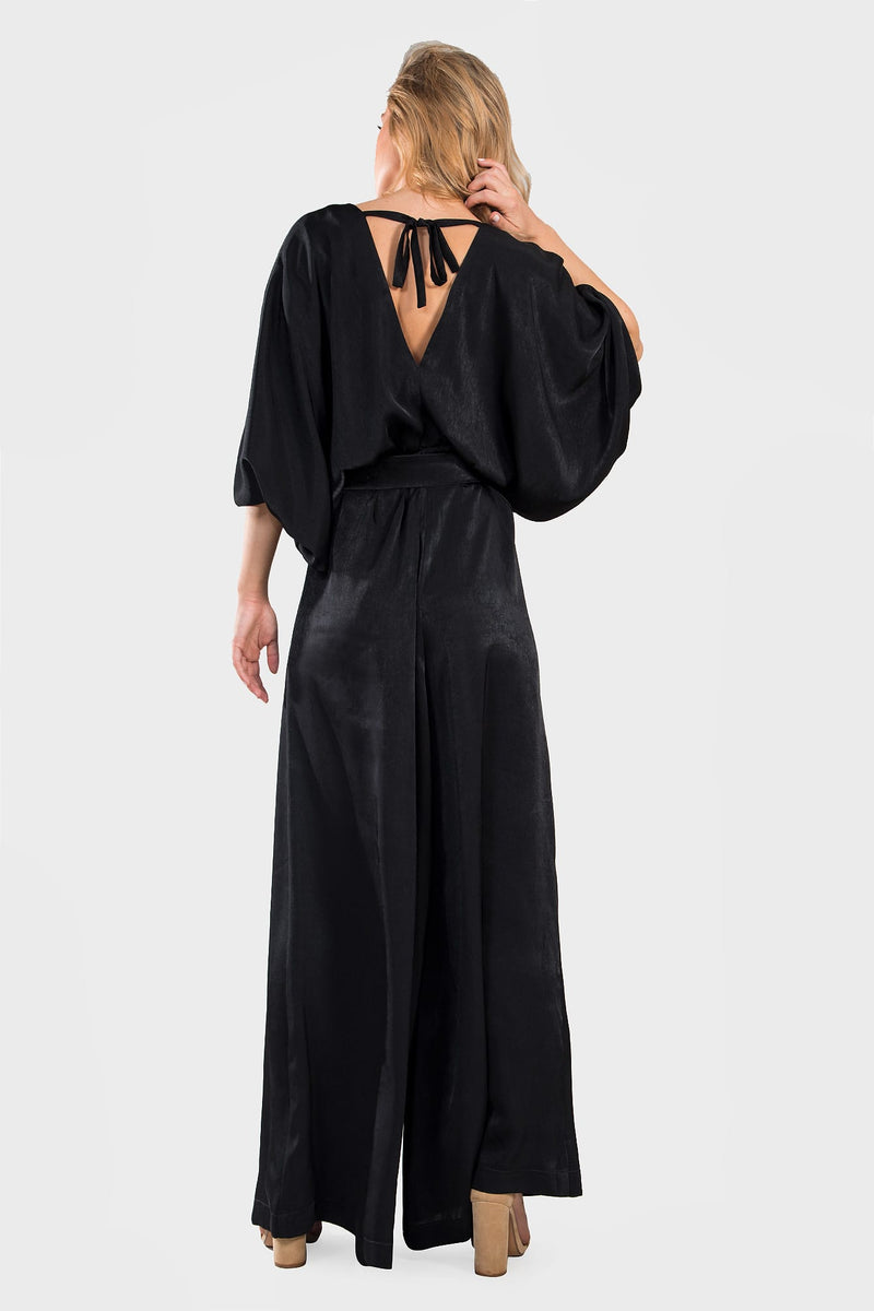 Portobello Jumpsuit (black)