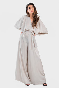 Portobello Jumpsuit (grey)