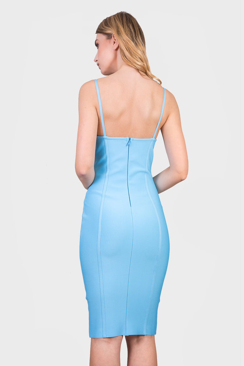 Pixie Dress (blue)