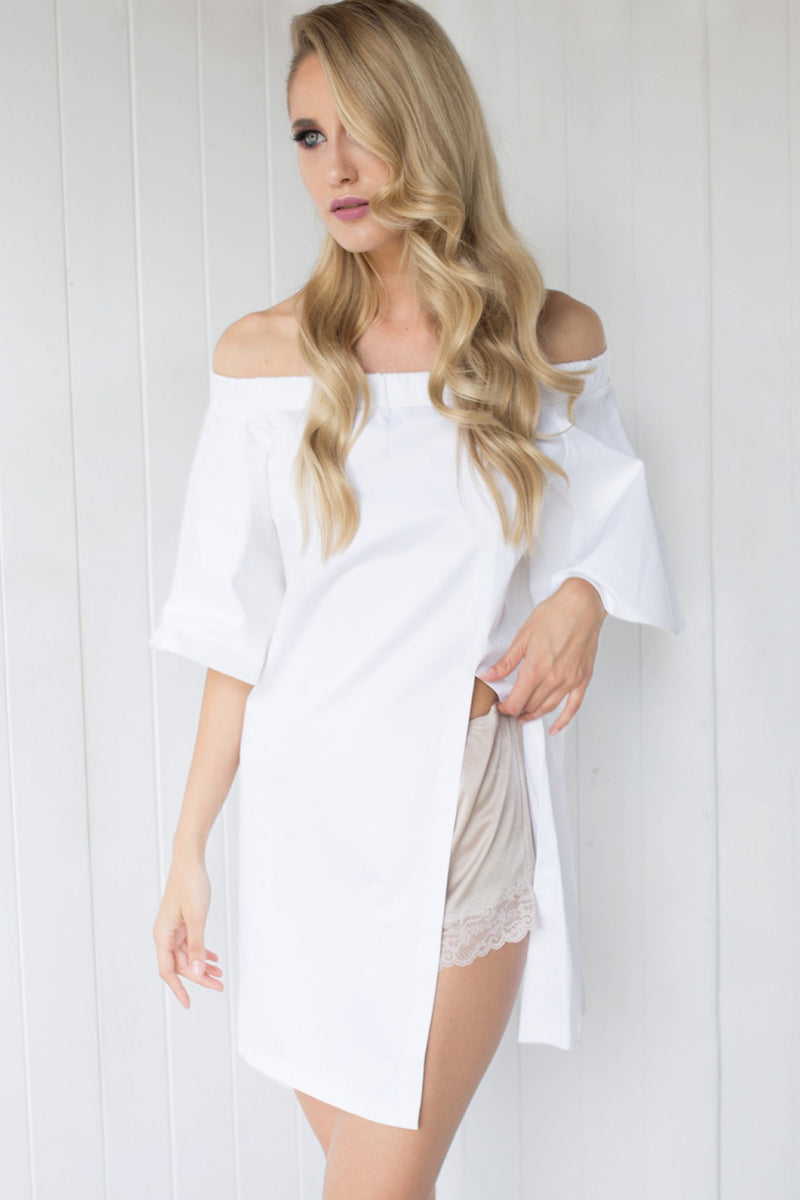 Dream Nympha White Dress
