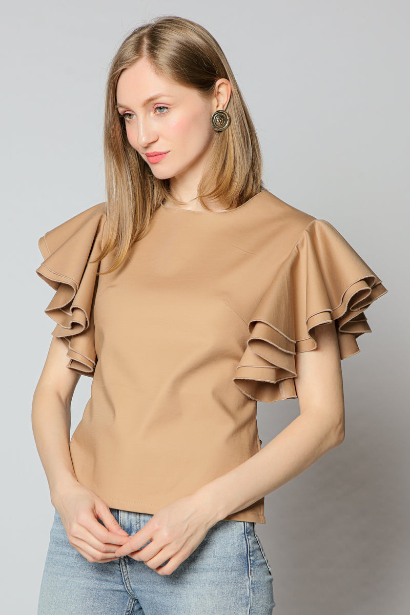 Imperial top (brown)