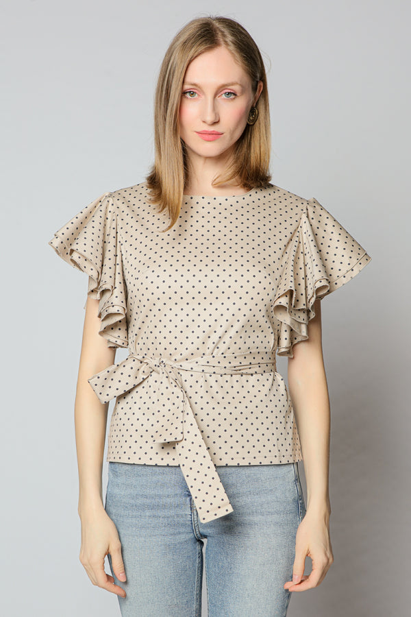 Imperial Top (dots)