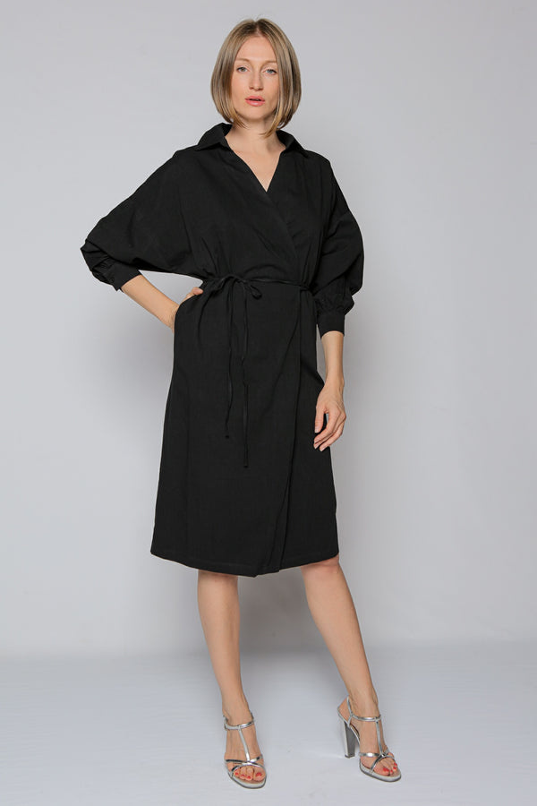 Oxford Shirt Dress