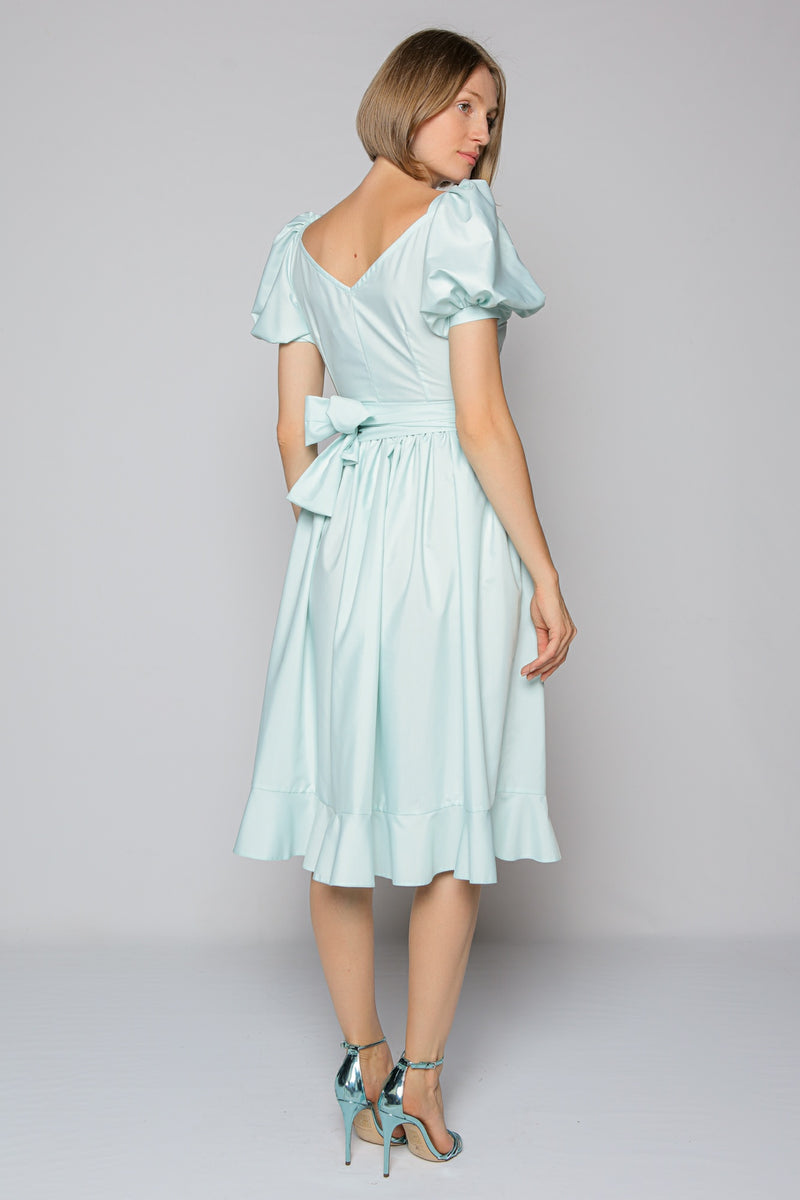 Dolores Dress (blue)