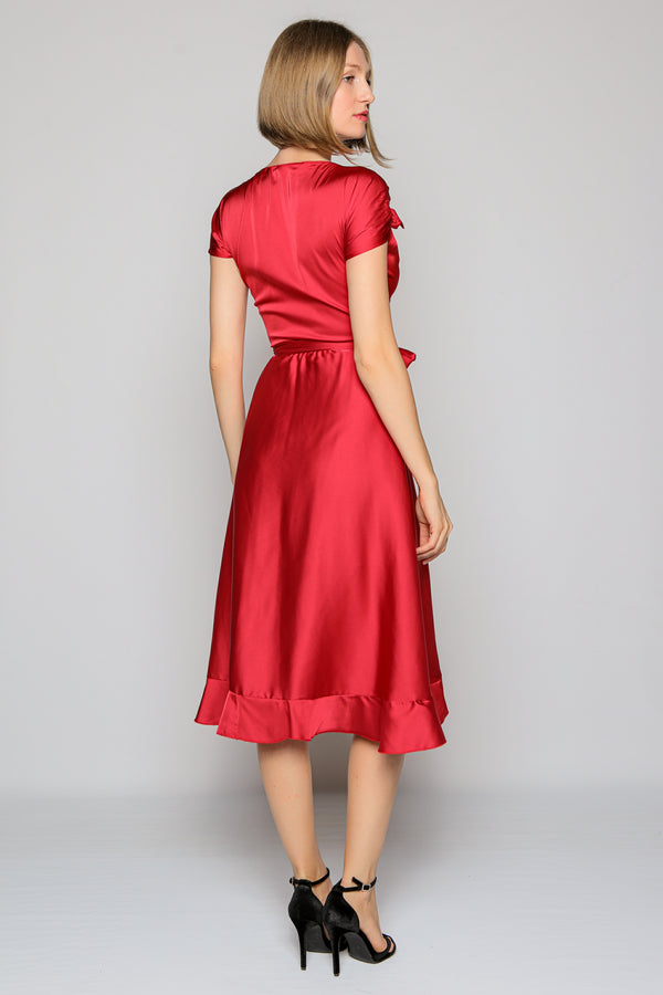 Palace Dress (red)