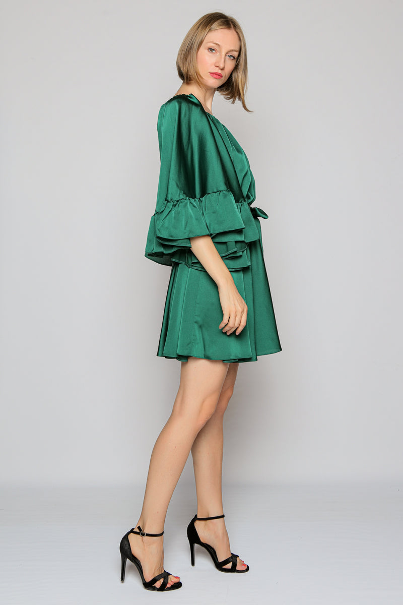 Chantage Dress (green)