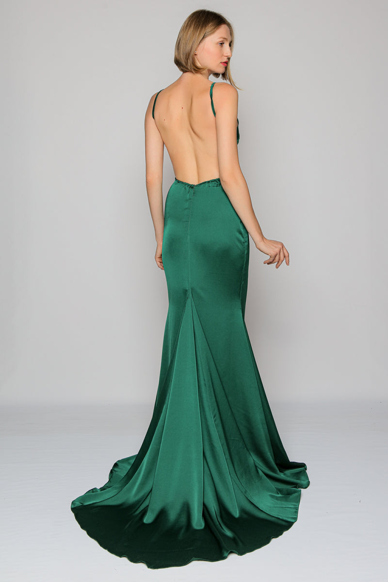 Obsession Dress (green)