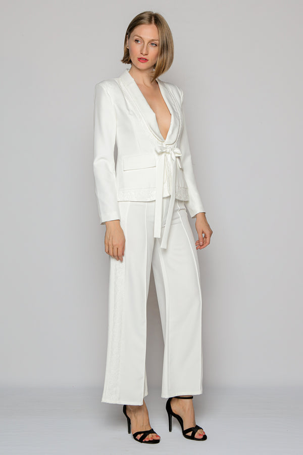 Vogue Suit (white)